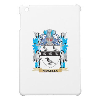 Nickells Coat of Arms - Family Crest iPad Mini Cover