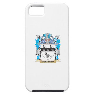Nickerson Coat of Arms - Family Crest iPhone 5/5S Case
