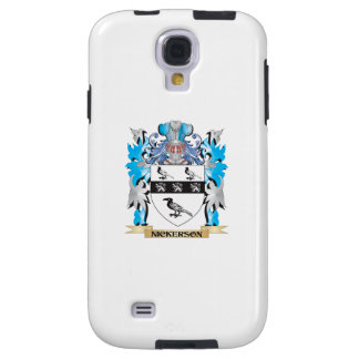 Nickerson Coat of Arms - Family Crest Galaxy S4 Case