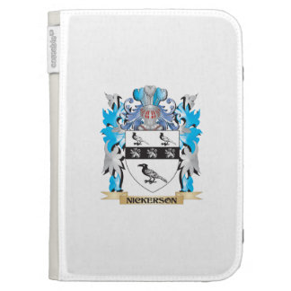 Nickerson Coat of Arms - Family Crest Kindle Covers