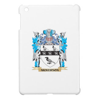 Nickerson Coat of Arms - Family Crest Cover For The iPad Mini