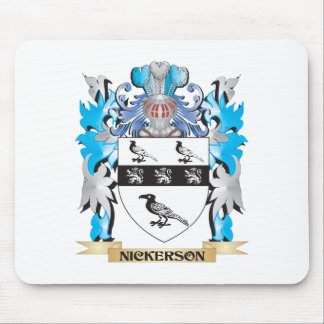 Nickerson Coat of Arms - Family Crest Mousepad
