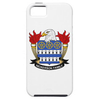 Nickerson Family Crest Cover For iPhone 5/5S