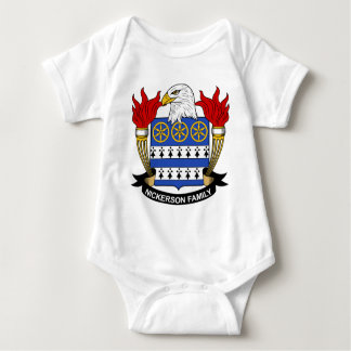 Nickerson Family Crest T-shirt