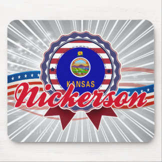 Nickerson, KS Mouse Pads