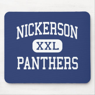 Nickerson - Panthers - High - Nickerson Kansas Mouse Pad