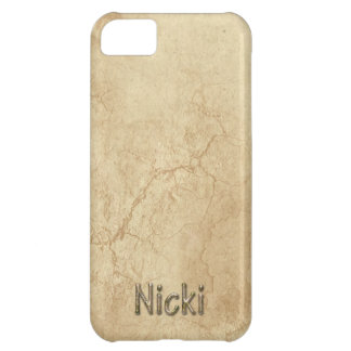 NICKI Name Personalised Cell Phone Case