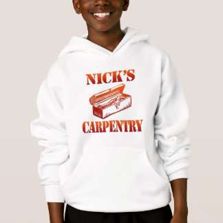 Nick's Carpentry Hoodie