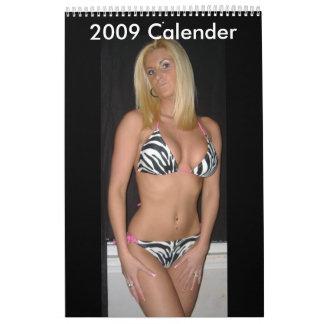 nicky 2009 Calender Wall Calendars