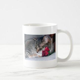 Nicky & A Rose Mug II