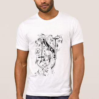 Nicky  N - Monogram Tee Shirt