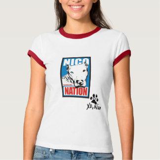Nico Nation Tee Shirt
