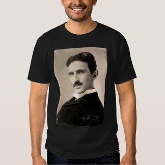 Nicola Tesla Photo T Shirt