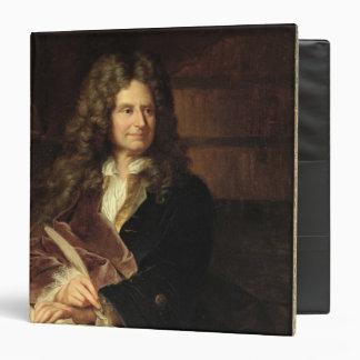 Nicolas Boileau  after 1704 3 Ring Binder