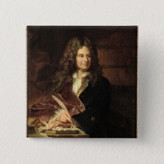 Nicolas Boileau  after 1704 Pinback Button