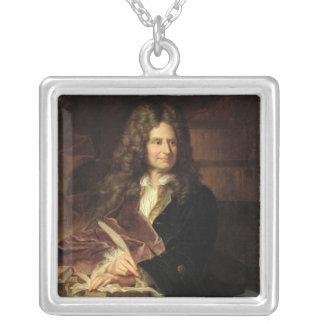 Nicolás Boileau después de 1704 Colgante Cuadrado