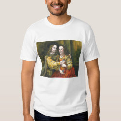 Nicolas Cage, Rembrandt Painting, Mix Tape T Shirt