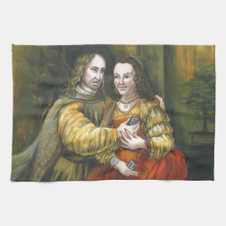 Nicolas Cage, Rembrandt Painting, Mix Tape Towels