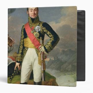 Nicolas-Charles Oudinot  Duke of Reggio 3 Ring Binder