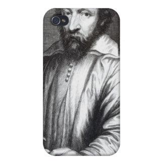 Nicolas Claude Fabri de Peiresc Cases For iPhone 4