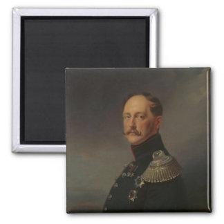 Nicolás I, 1852 Imán Cuadrado