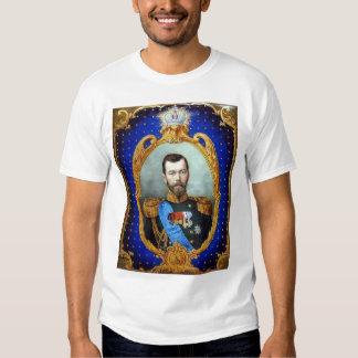Nicolás II - azul Playeras