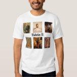 Nicolás II Camisas