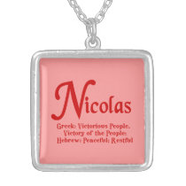 Nicolas Necklace