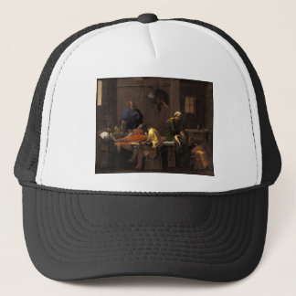 Nicolas Poussin Art Trucker Hat