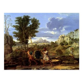 Nicolas Poussin- Autumn Postcard