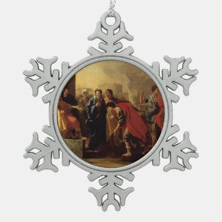 Nicolás Poussin- el Continence de Scipio Adornos