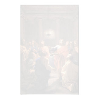 Nicolas Poussin- Institution of the Eucharist Stationery