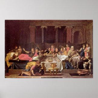Nicolas Poussin - Sacrament of Penance Posters