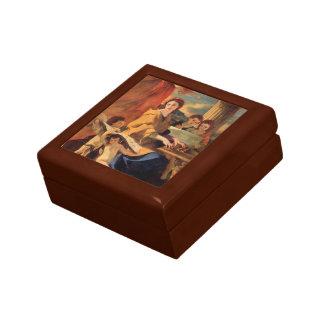 Nicolas Poussin- St. Cecilia Jewelry Box