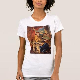 Nicolas Poussin- St. Cecilia Tee Shirts