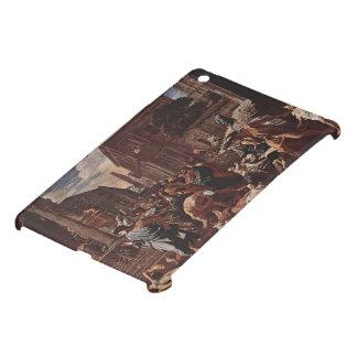 Nicolas Poussin- The Plague at Ashod iPad Mini Cases