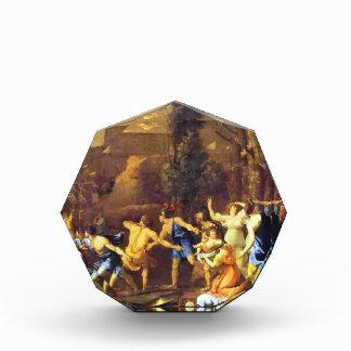 Nicolas Poussin- The Saving of the Infant Pyrrhus Awards