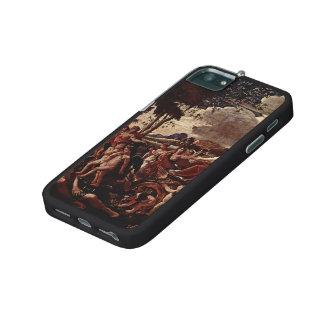 Nicolas Poussin- The Triumph of Flora iPhone 5/5S Cases