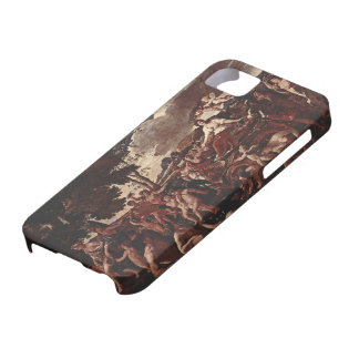 Nicolas Poussin- The Triumph of Flora iPhone 5/5S Covers