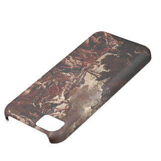 Nicolas Poussin- The Triumph of Flora Cover For iPhone 5C