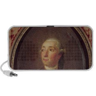 Nicolas Restif de la Bretonne iPod Speaker