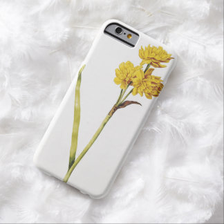 Nicolas Robert Jonquil Floral Vintage Art Barely There iPhone 6 Case