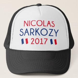 Nicolas Sarkozy 2017 Trucker Hat