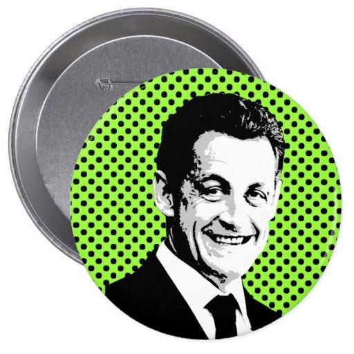 Nicolas Sarkozy Pin