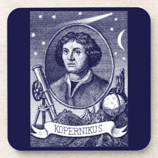 Nicolaus Copernicus Beverage Coaster