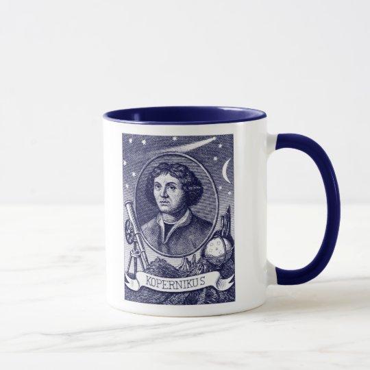 Nicolaus Copernicus Mug
