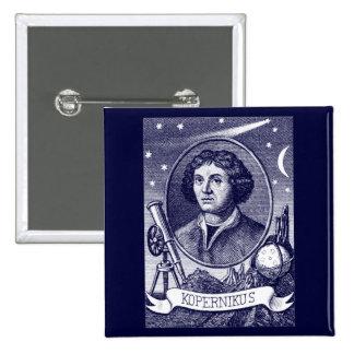 Nicolaus Copernicus Pinback Button