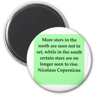 nicolaus copernicus quote magnets