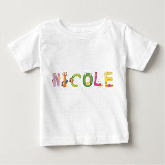 Nicole Baby T-Shirt