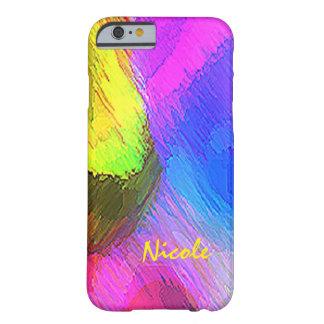Nicole Color full iPhone 6 case